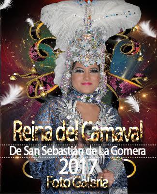 Banner Reina del Carnaval