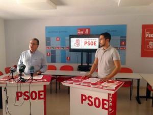 Gregorio Medina y José María Morales