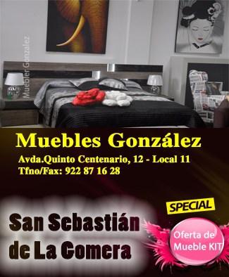Muebles Gonzalez