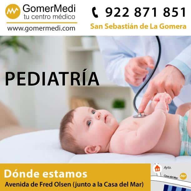 Pediatría La Gomera