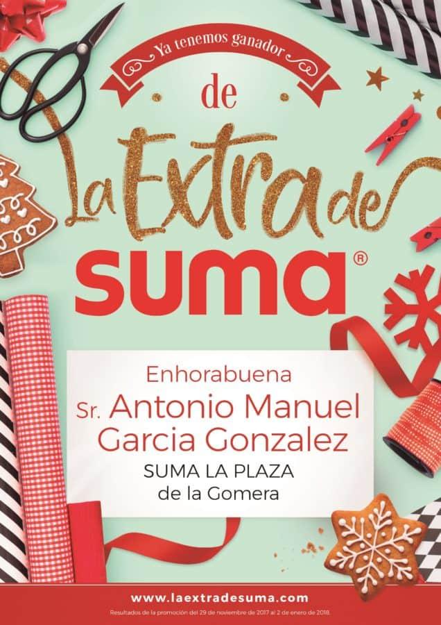Ganador en La Gomera