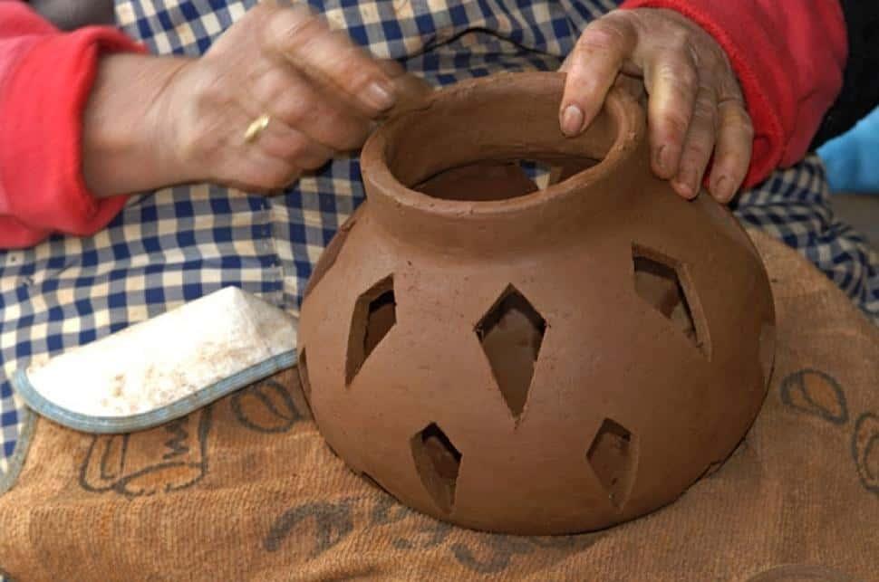 La artesanía gomera participa desde este miércoles en la feria ...