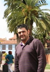 El Chef Fabián Mora