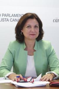 Rodríguez valoró la aprobación de esta enmienda transaccional con la que el PSOE pretende contribuir a paliar el retraso histórico que sufren las carreteras en la isla.