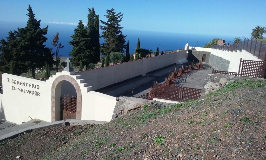 Cementerio del casco municipal de Alajeró