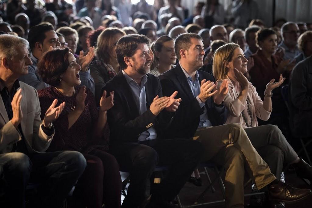 Acto de Coalición Canaria en Granadilla este domingo