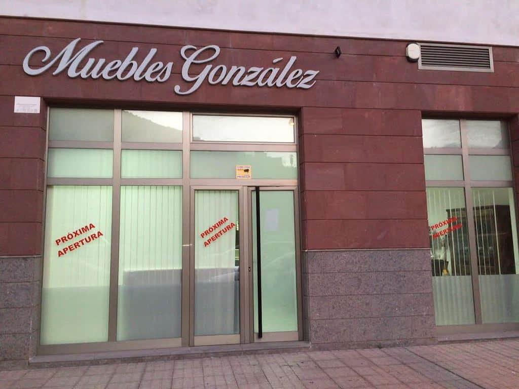 Muebles Gonzalez - La Firma Gomera Muebles Gonz Lez Se Establece Tambi N En San [mjhdah]https://www.gomeranoticias.com/wp-content/uploads/2015/12/muebles-gonz%C3%A1lez-interior.jpg