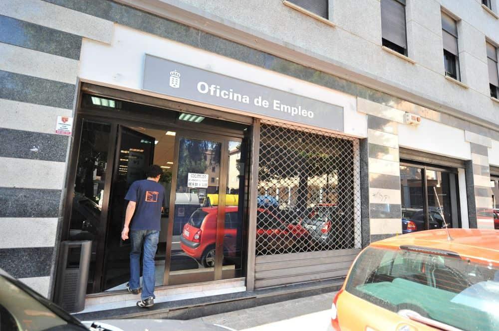 Canarias entre las regiones con la mayor tasa de parados for Oficina empleo canarias