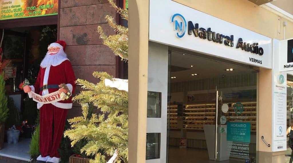 San sebasti n premia la decoraci n de sus comercios en - Decoracion navidena para comercios ...