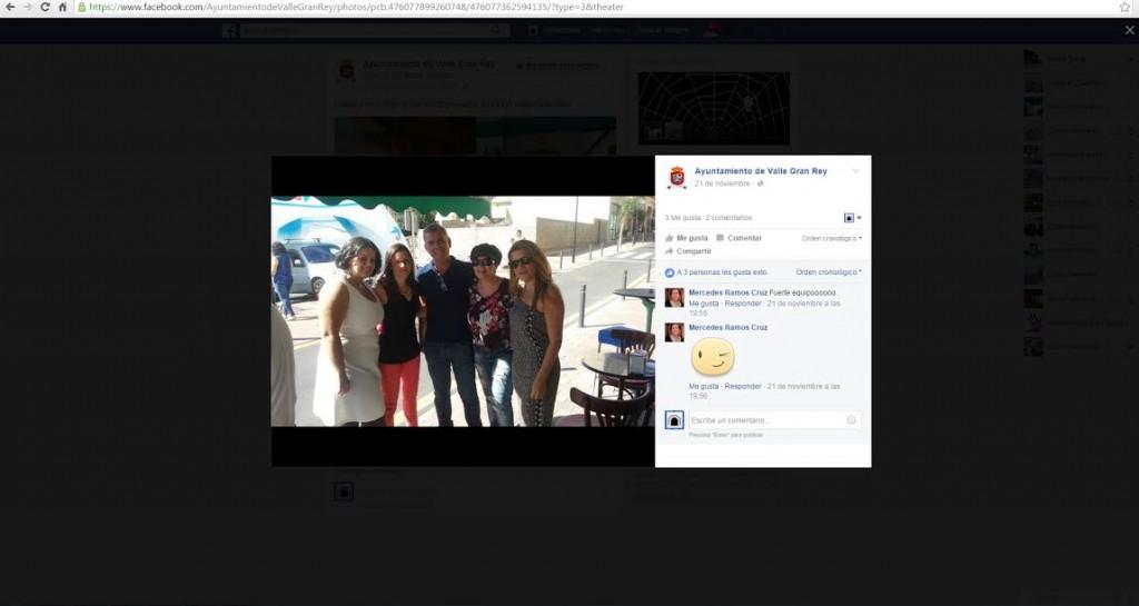 Red Social oficial del Ayuntamiento de Valle Gran Rey