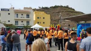 Feria Local de Comercio 2016 en Playa de Santiago