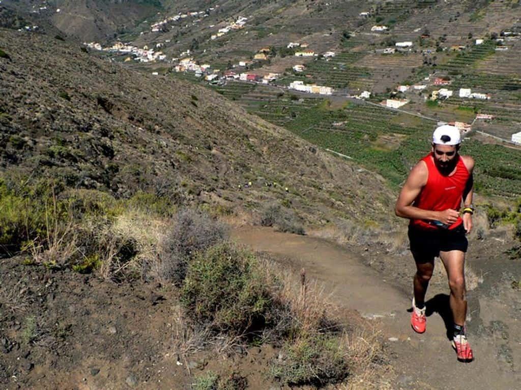 Resultado de imagen de II Carrera de Montaña Villa de Hermigua