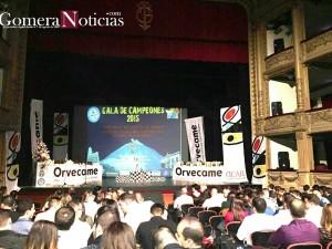 Publico asistente al acto
