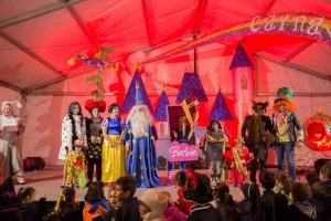 Rey y Reina del Carnaval de Vallehermoso