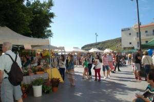 Imagen de archivo de un Exposaldo en Playa de Santiago .Foto Erasmo Ramos