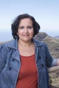 Guacimara Navarro, portavoz de Sí se puede La Gomera en materia de cultura.