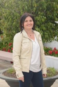 Mercedes Herrera, concejal de Servicios Sociales del Ayuntamiento de Alajeró