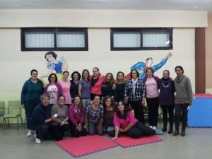 Participantes en la Escuela de Familia 2015
