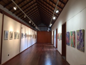 Exposición Casa de la Cultura de Vallehermoso