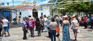 Fiestas de Arguayoda