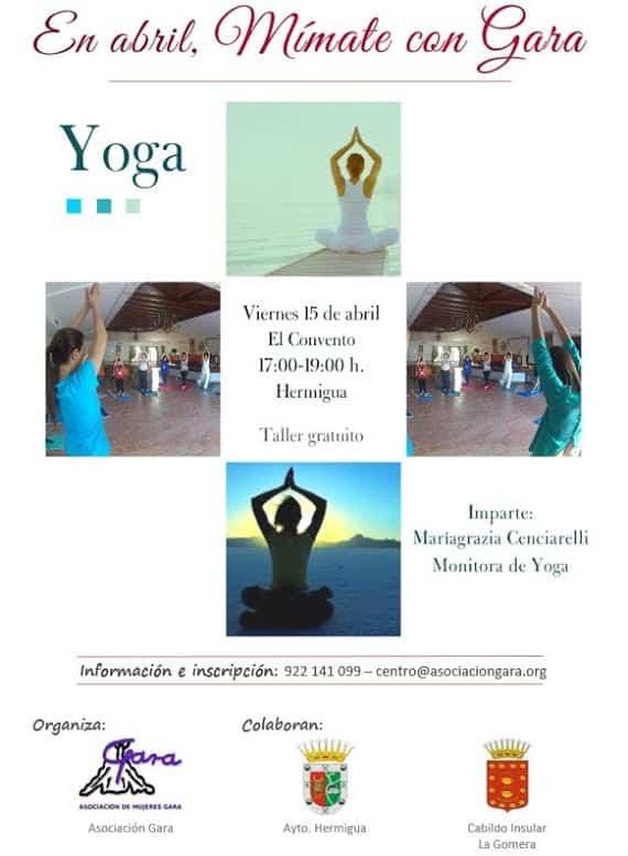 Yoga Mujeres Gara