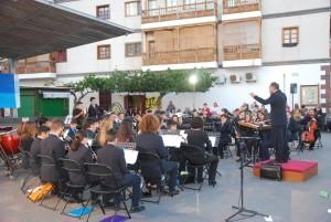 Banda Nuestra Señora de El Paso de Alajeró