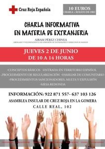 Cruz Roja Charlas