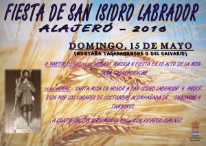 Fiesta de San Isidro 2016 de Alajeró