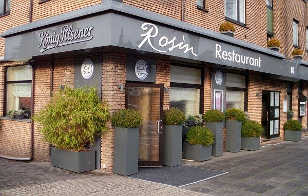 Restaurant Von Rosin