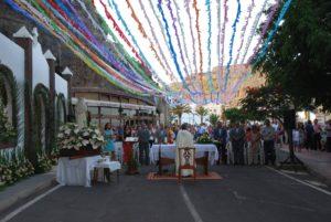 Procesión Marinera y Misa en honor a la Virgen del Carmen en Playa de Santiago. Fotos de Erasmo Ramos