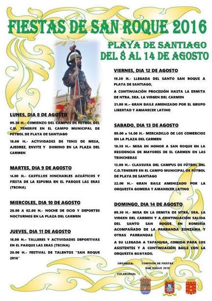 Fiestas de San Roque 2016