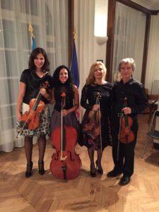 Cuarteto Piazzola