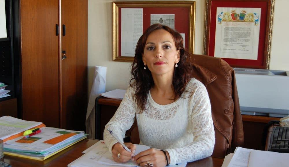 Resultado de imagen de Olivia Delgado, portavoz socialista en el Ayuntamiento de Arico