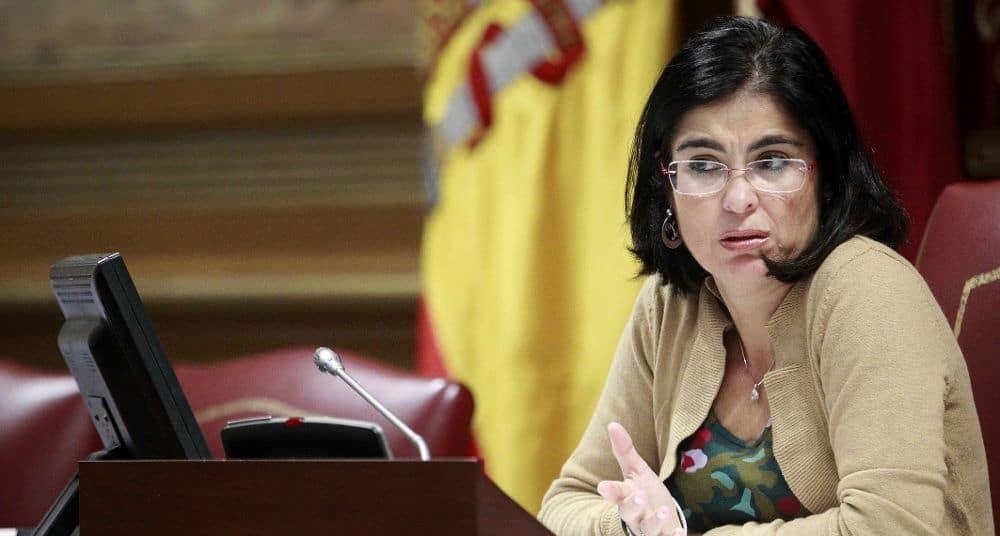 Resultado de imagen de Carolina Darias San Sebastián