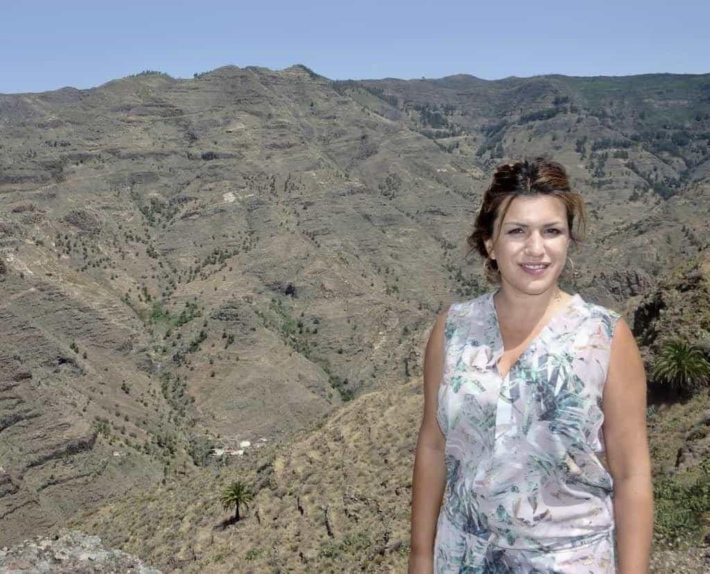 """Mª Isabel Méndez:""""hemos conseguido acabar con la estacionalidad turística de La Gomera en 2016"""""""