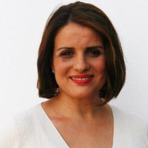 Rocío Espinosa, presidenta de AMUPARNA