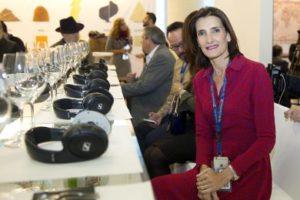 La consejera María Teresa Lorenzo / Foto Javier Liaño EFE