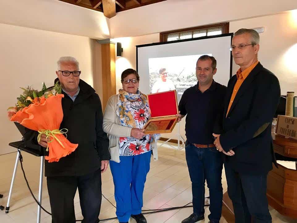 Carmen Rodríguez Vera, artesana homenajeada en las III Jornadas de Artesanía