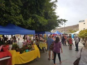Mercadillo Playa de Santiago Semana Santa
