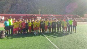 Campeonato Isla de La Gomera participantes