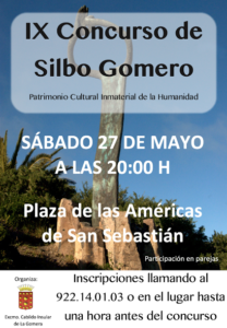 Concurso Silbo de La Gomera