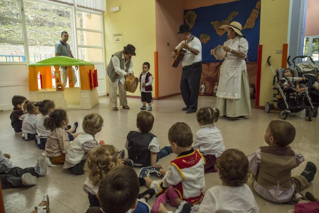 Foto remitida por el Ayuntamiento de San Sebastián de La Gomera