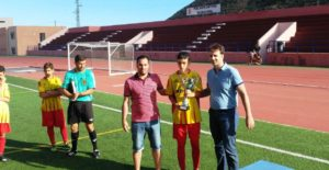 Infantil La Gomera Trofeo