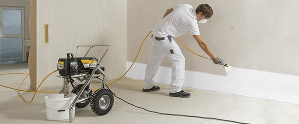 Seis m quinas para pintar que te har n la vida m s f cil - Maquina para pintar paredes ...