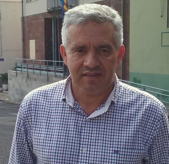 Angel Piñero, alcalde de Valle Gran Rey