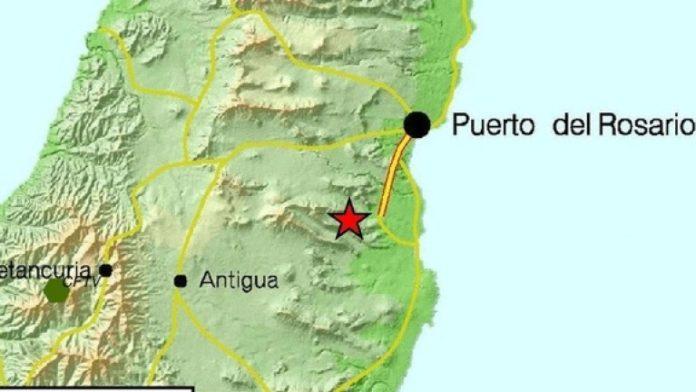 Dos terremotos en Fuerteventura