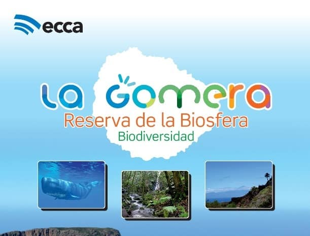 La Gomera y ECCA fomentan el conocimiento sobre la Biosfera