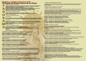 Baja de la Virgen de Los Reyes 1