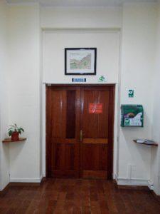 Biblioteca de Valle Gran Rey cerrada
