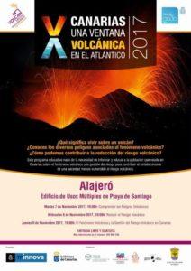 jornadas volcánicas